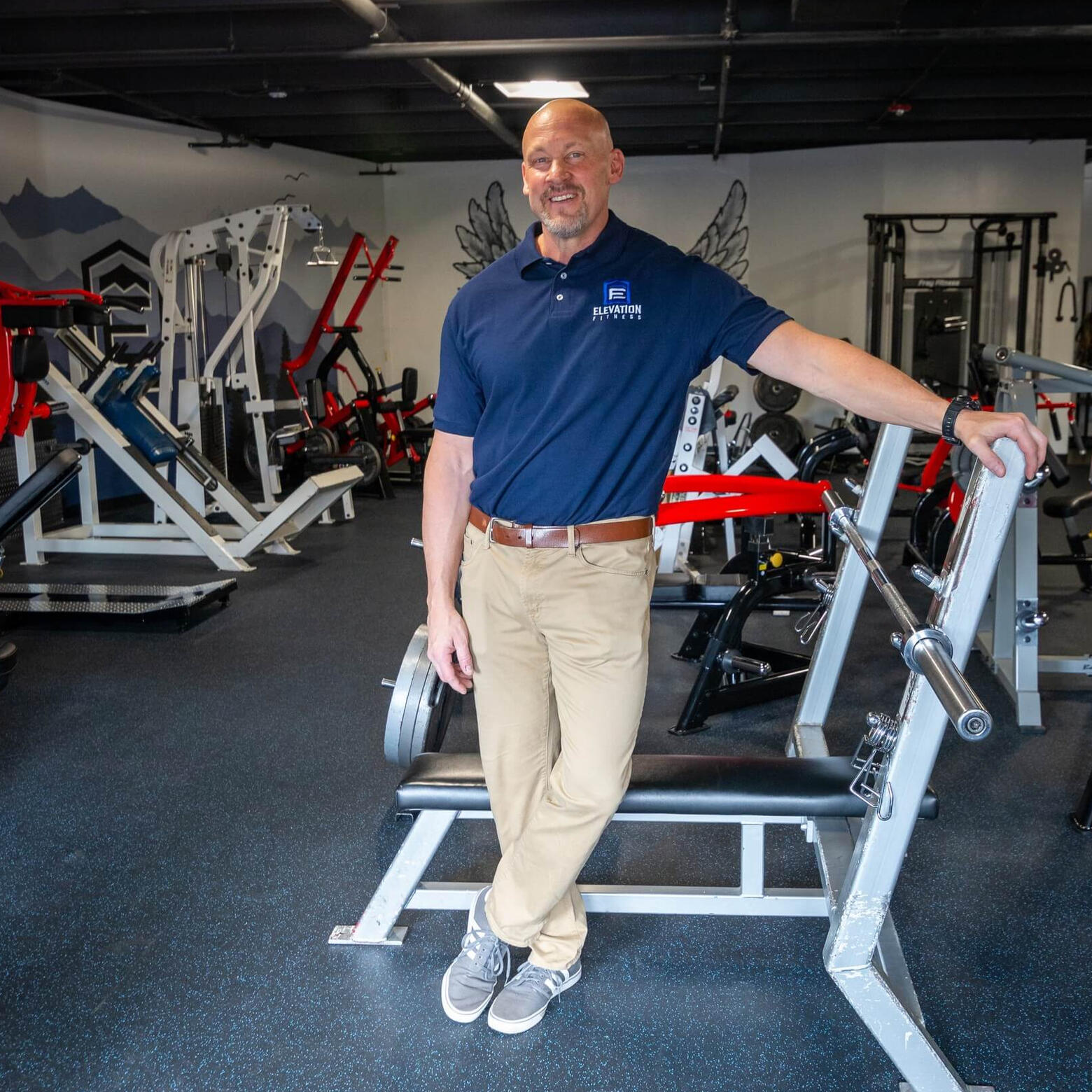 Jim Owen, Elevation Fitness